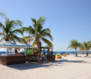 Explore the beaches of Key West Florida