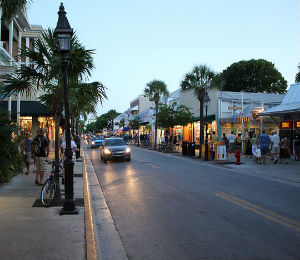 Places to Stop in on Duval Street