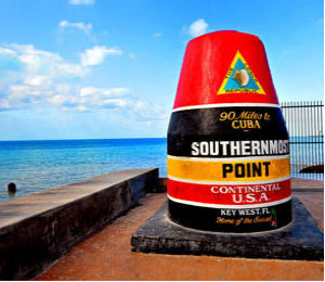 Places to See in Key West