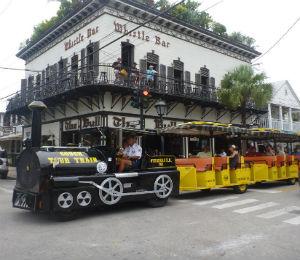 The Historic Conch Tour Train