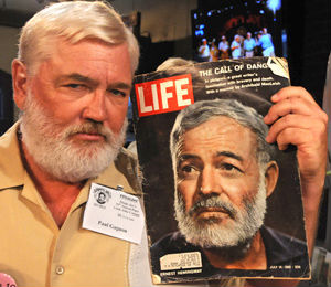 Sloppy Joe's Hemingway Look Alike Contest