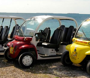 Key West Electric Car Rentals